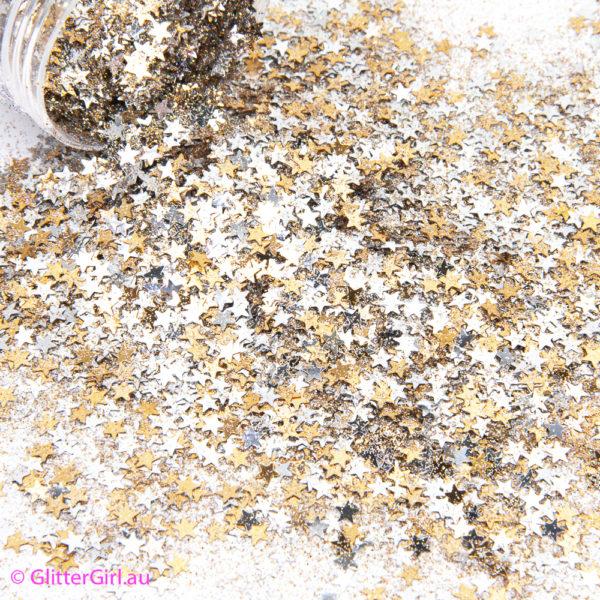 1000 Stars Glitter