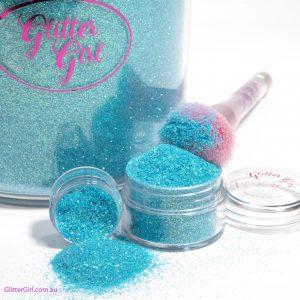 Aqua Tail Glitter