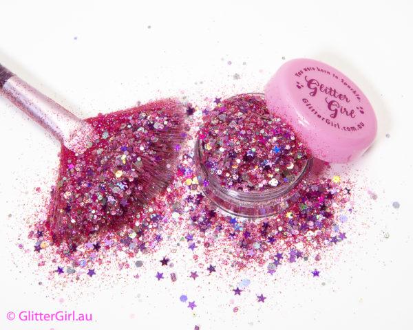 Bubblegum Glitter