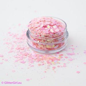 Marshmallow Glitter