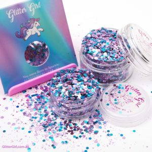 Pastel Cutie Glitter