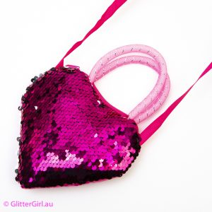 Sequin Bag Pink