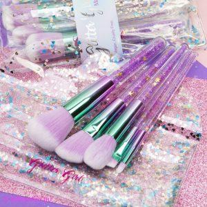 Unicorn Sparkle Brush Set
