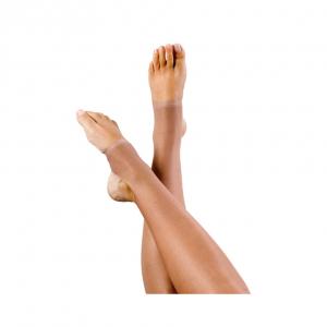 Children's Stirrup Gloss Tights - Skintone